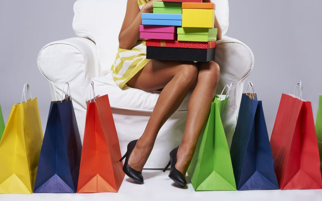 Don't Shop 'Til You Drop, Be A Smart Shopper