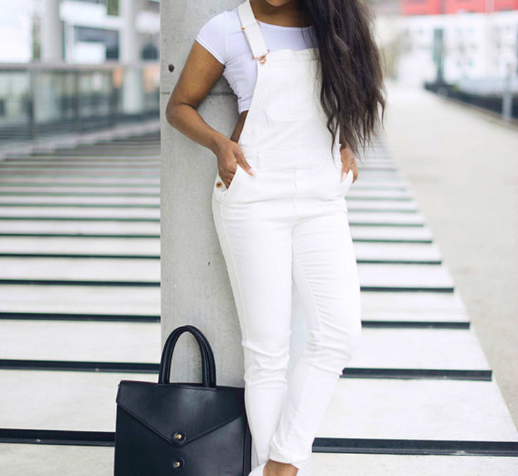 How To Empower Yourself By Wearing White