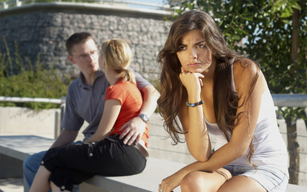 How To Stop Acting On Jealousy When You're Envious