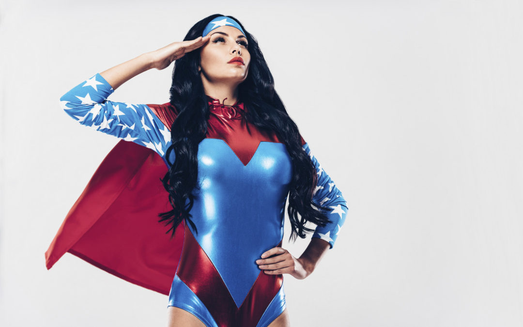 Why A SUPER-Woman Is Far Beyond What The World Thinks Of Her